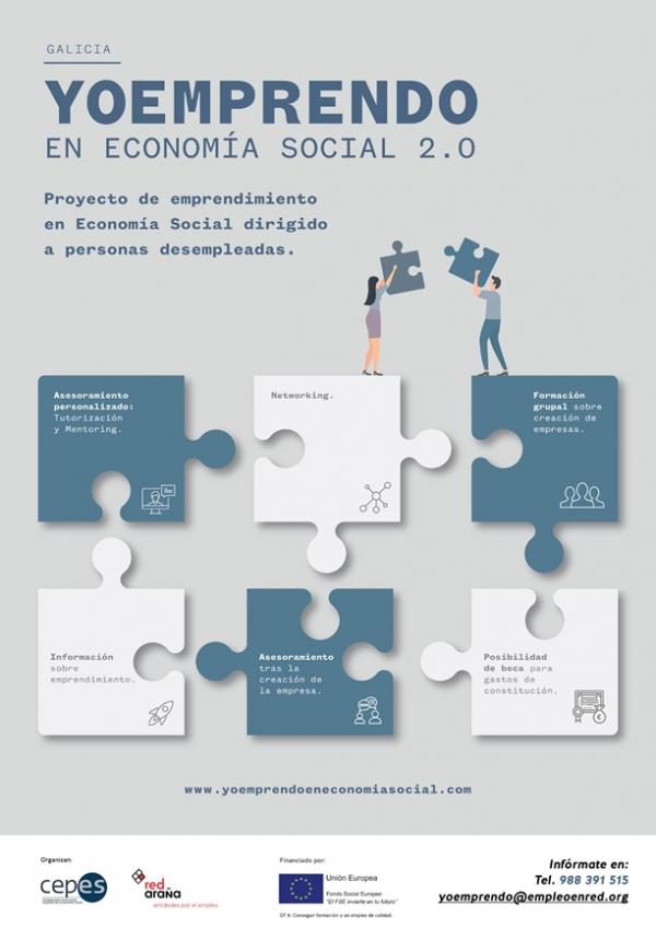 """""""Yoemprendo"""" en economía social"""