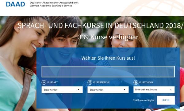 Bolsas DAAD para cursos de verán en universidades alemás