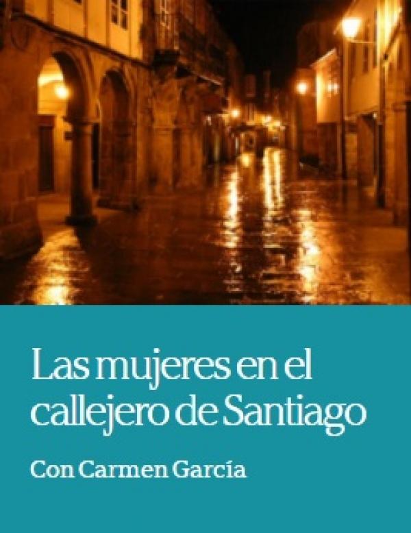 Mulleres no rueiro de Santiago