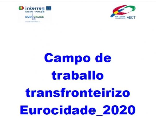 Campo de traballo transfronteirizo Eurocidade 2020