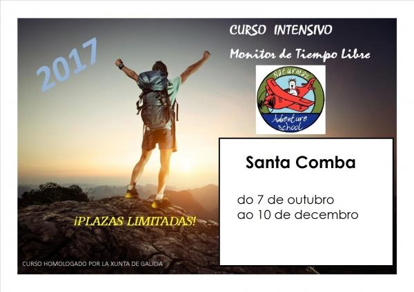 Curso de Monitores/as de actividades de tempo libre en Santa Comba
