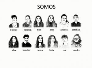 IES nº 1 da Estrada, Correspondentes Xuvenís 3.0