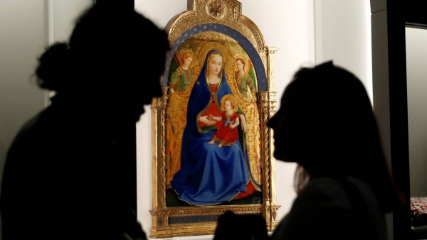 Bolsas no Museo do Prado
