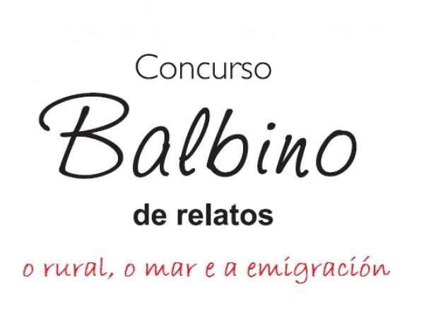 IV Concurso Balbino de Relatos