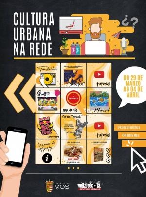 Semana da Cultura Urbana nas redes