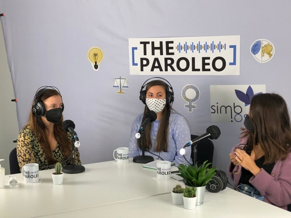 Xuventude participa no proxecto 'The Paroleo' posto en marcha pola asociación Simbiose a través do programa Iniciativa Xove