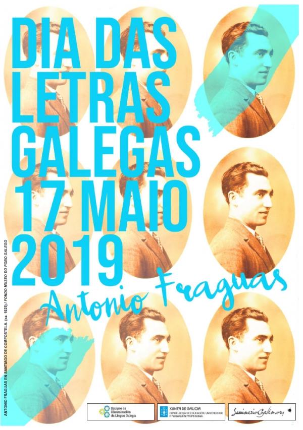 Día das letra galegas: Antonio Fraguas