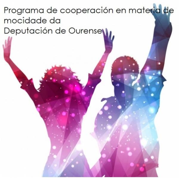 Programa de cooperación en materia de mocidade na provincia de Ourense