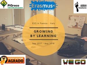 Voluntariado europeo en Faenza, Italia