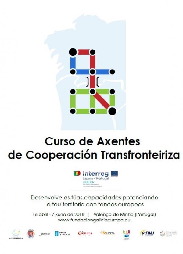 Curso de Axentes de Cooperación Transfronteiriza do proxecto europeo Lidera