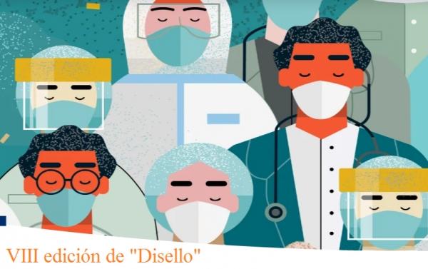 "VIII Concurso nacional de diseño de selos ""Disello"""