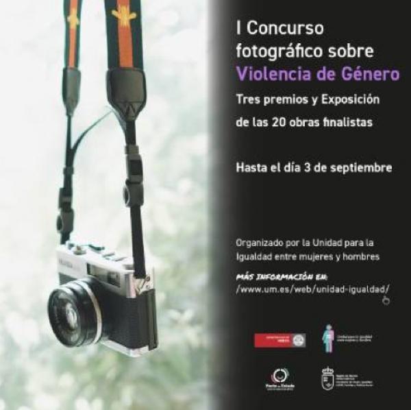 I Concurso fotográfico sobre violencia de xénero