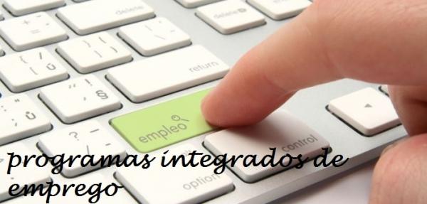 Subvencións para programas integrados de emprego