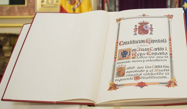 Premio Francisco Tomás y Valiente de ensaios sobre Constitución