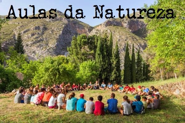 Aulas da Natureza 2018