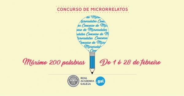 Microrrelatos da Real Academia Galega e de Puntogal