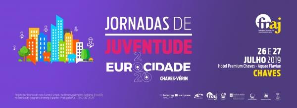 Xornadas de Xuventude Eurocidade_2020 Chaves Verín