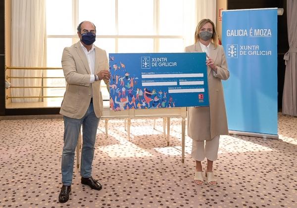 A Xunta e o Clúster de Turismo ofrecerán co Carné Xove un 10% de desconto en medio cento de establecementos hostaleiros de Galicia