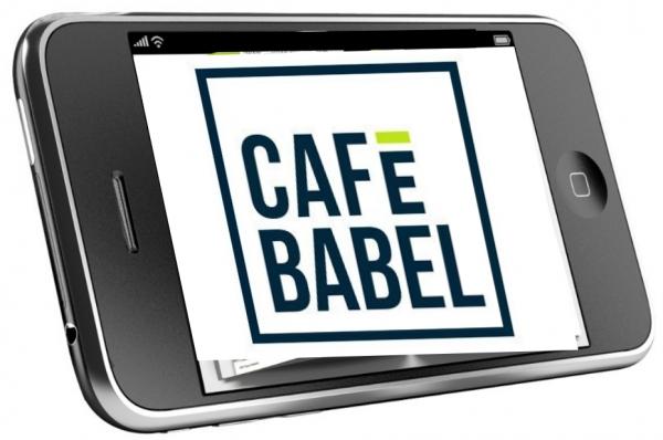 Café Babel, revista online na que podes escribir