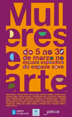 Mulleres e arte no Espazo Xove de Ourense
