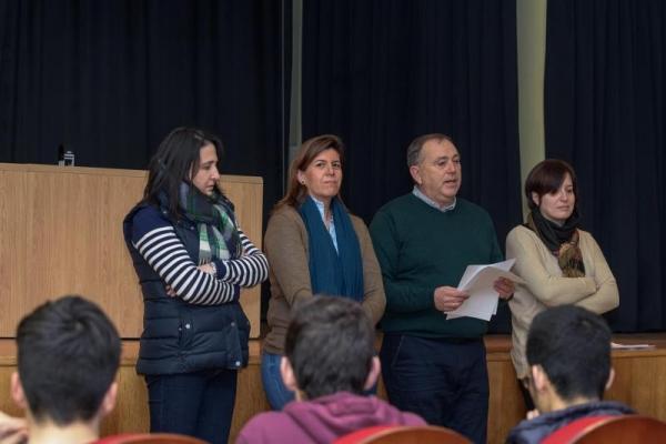A Dirección Xeral de Xuventude fai entrega dos diplomas dos 24 participantes de Deseñando o teu futuro no Concello da Laracha