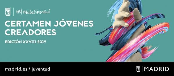 XXVIII edición do Certame Novos Creadores do Concello de Madrid