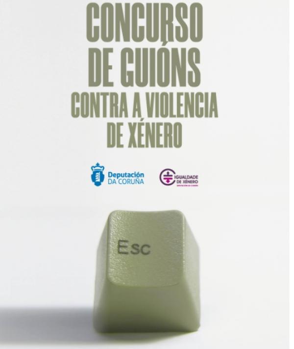 VII Concurso de guións contra a violencia de xénero