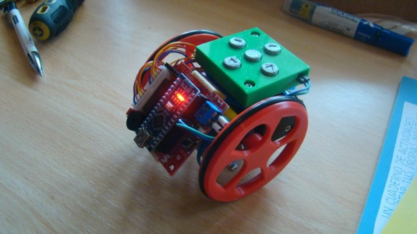 Curso de Iniciación á Robótica Educativa