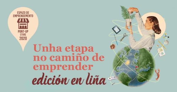 A Cámara de Comercio de Santiago estará na sétima edición do Pont Up Store en Pontevedra