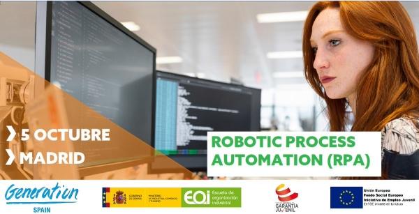 RPA, Robotic Process Automation
