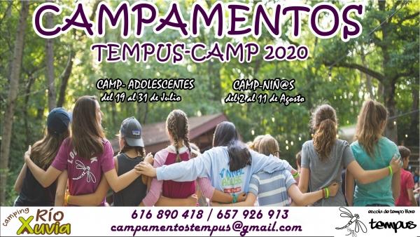 Tempus Camps 2020
