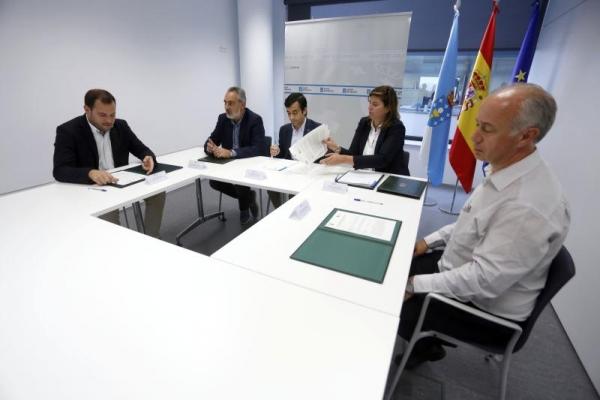 A Xunta de Galicia organiza campos de traballo nos municipios de Vilanova de Arousa e Cercedo-Cotobade Escoitar