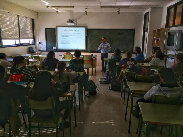 Xornada sobre as Políticas de Información Xuvenil en Baiona