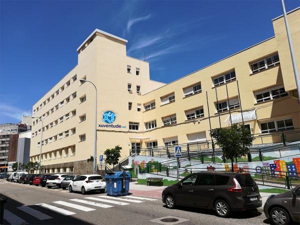 Aloxamento nas Residencias de Xuventude durante o curso 2019/2020