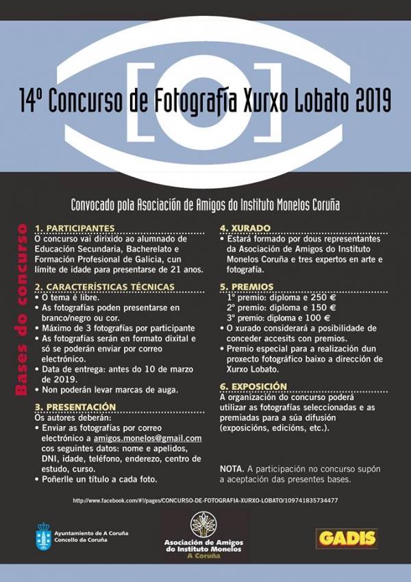Concurso fotografia Xurxo Lobato