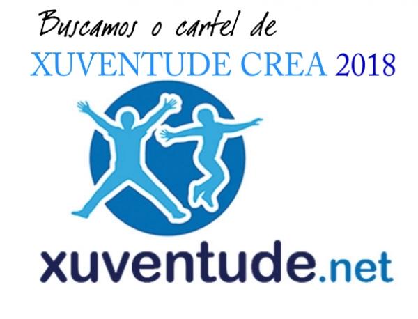 Concurso para a selección do cartel do programa Xuventude Crea 2018