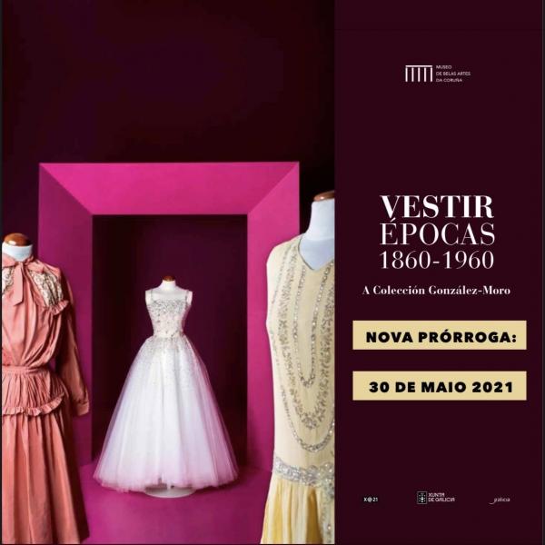 Vestir épocas 1860-1960