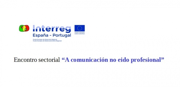 """Encontro sectorial en Noia """"A comunicación no eido profesional"""""""