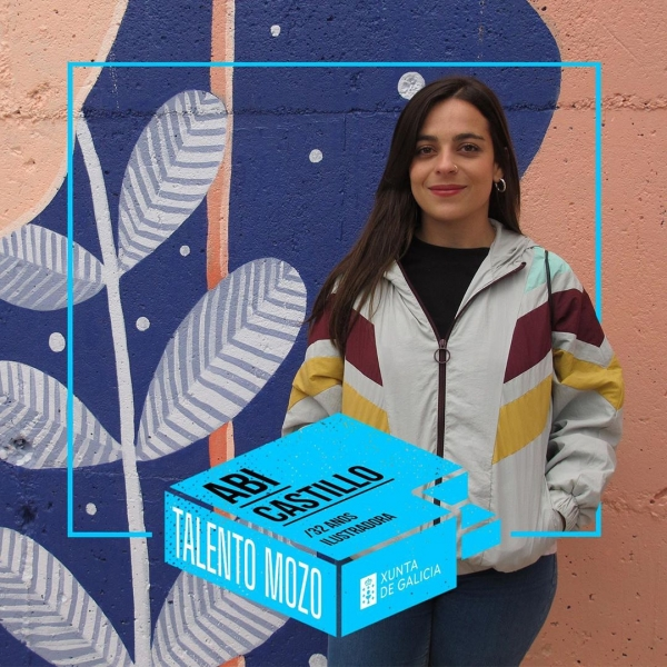 Abi Castillo en Talento Mozo online