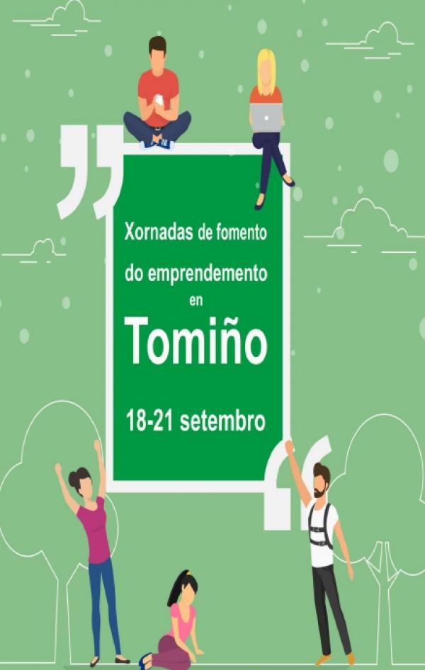 XORNADAS DE FOMENTO DO EMPRENDEMENTO DO CONCELLO DE TOMIÑO