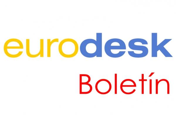 Boletín Eurodesk de marzo