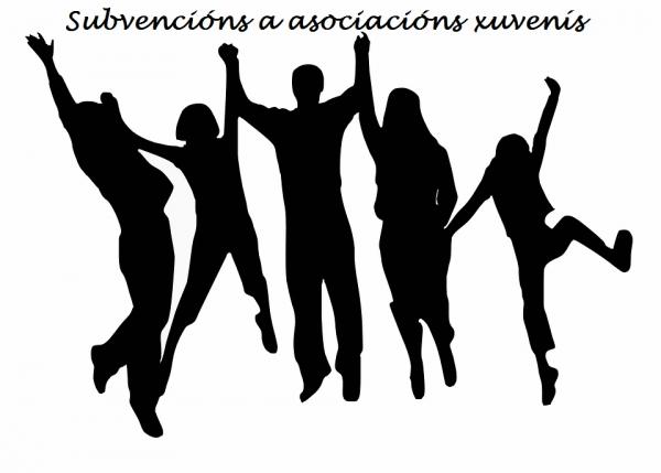 Subvencións a asociacións xuvenís