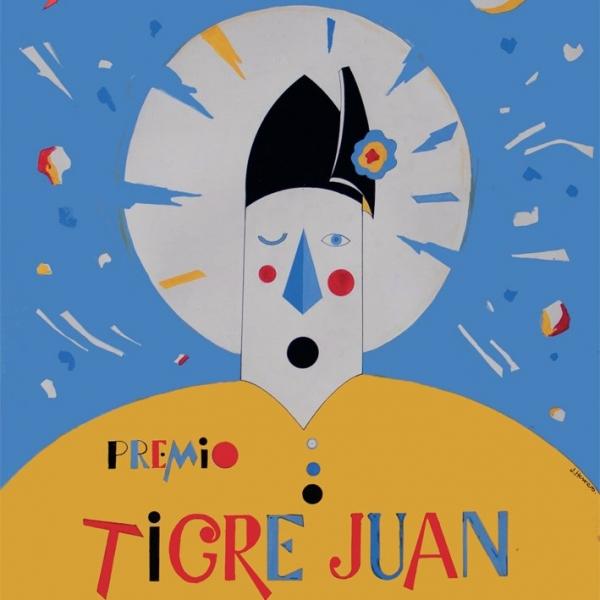 """Certame Novo de Relatos Curtos """"Tigre Juan"""""""