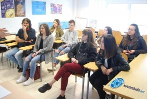 Correspondentes Xuvenís do CIFP Portovello de Ourense