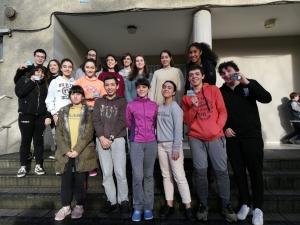 Correspondentes Xuvenís do IES Monte Carrasco de Cangas