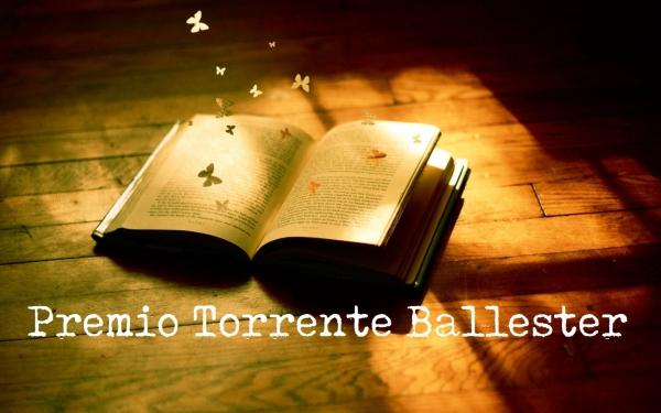 """XXXIII Premio de narrativa """"Torrente Ballester"""""""