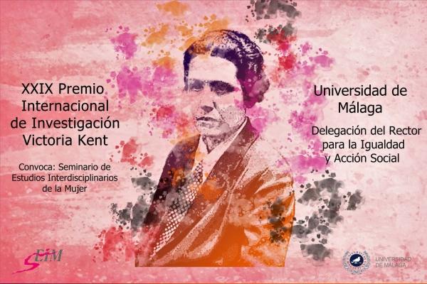XXX Premio Internacional de Investigación Vitoria Kent