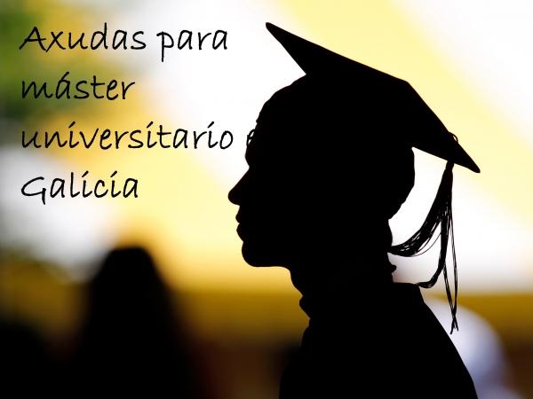 Axudas para máster universitario en Galicia