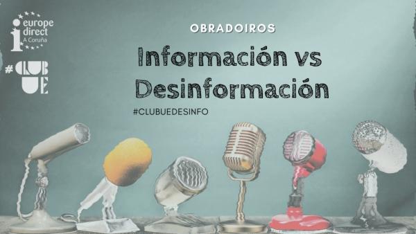 Información vs desinformación