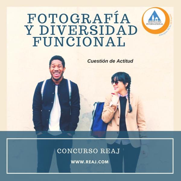 Concurso fotografía e diversidade funcional